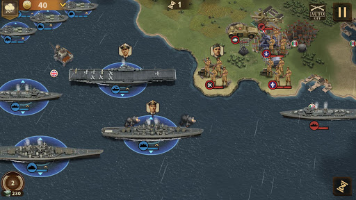 Glory of Generals 3 - WW2 Strategy Game  screenshots 3