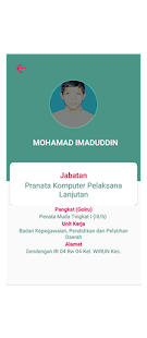 Image For SiPedro - Absensi Pegawai by Android - Fingerprint Versi 1.2 9