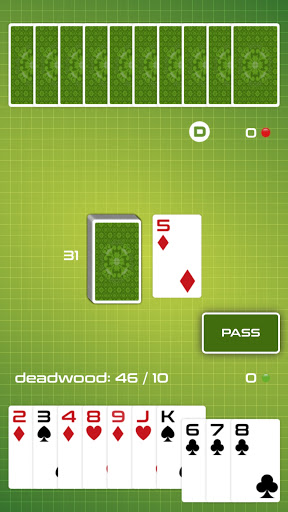 Gin Rummy 308000 screenshots 5