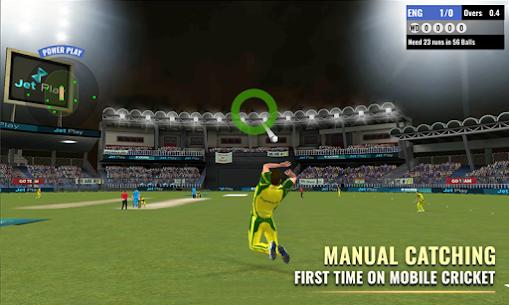 Sachin Saga Cricket Champions APK Download 6