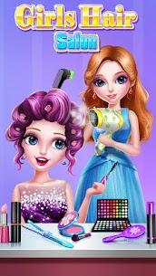 Girls Hair Salon 2