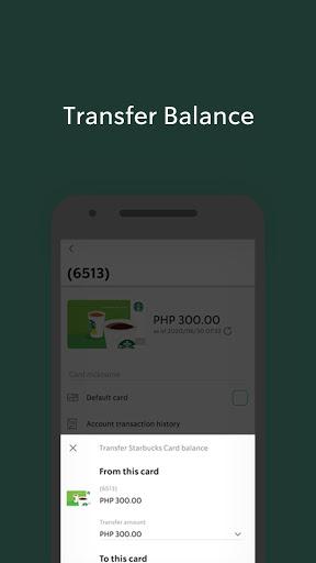 Starbucks Philippines 2.2 Screenshots 6