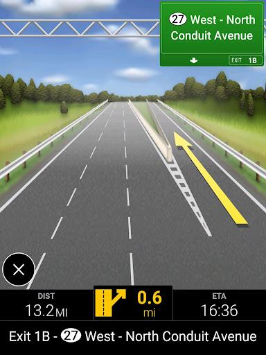 CoPilot GPS Navigation & Traffic 10.19.0.1358 Screenshots 10
