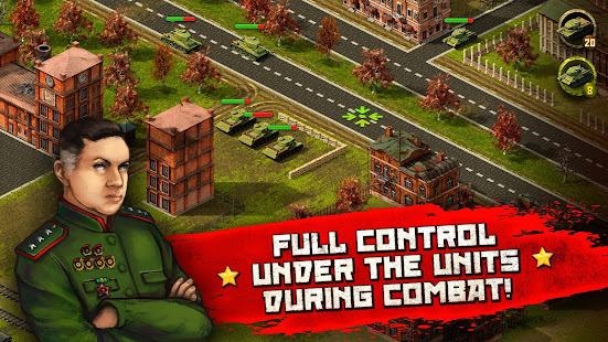 Second World War: real time strategy game! screenshots 3