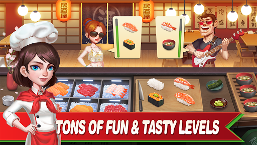Happy Cooking 2: Fever Cooking Games 2.2.9 de.gamequotes.net 2