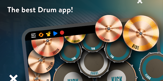 REAL DRUM: Electronic Drum Set 9.16.0 Screenshots 11