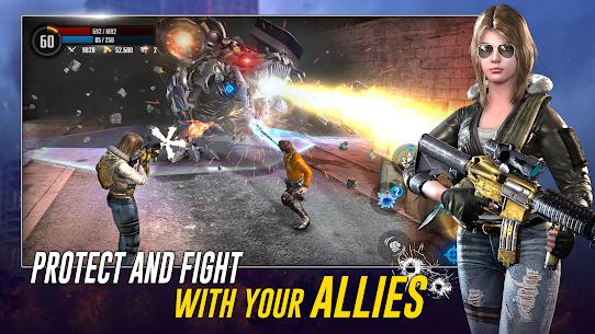 Cyber Prison 2077 MOD APK 1.3.8 (MOD MENU) Future Action Game against Virus 2
