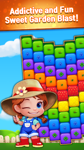 Sweet Garden Blast Puzzle Game 1.3.9 screenshots 7