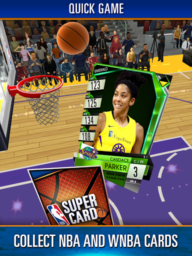 NBA SuperCard - Basketball & Card Battle Game 4.5.0.5556609 screenshots 6