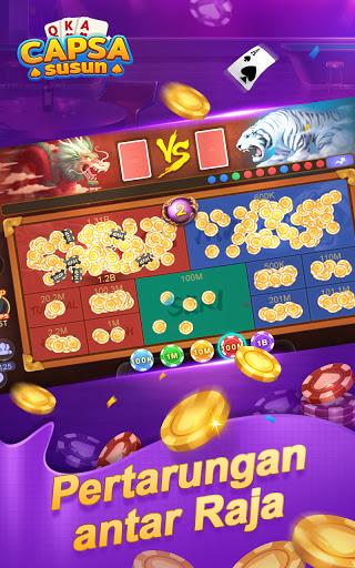 Capsa Susun Online:Domino Gaple Poker Free  screenshots 15