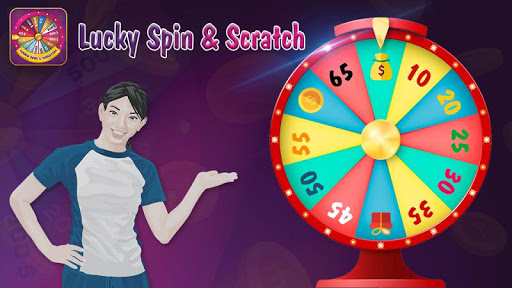 Spin to Win - Lucky Spin & Scratch to Win Money  screenshots 1