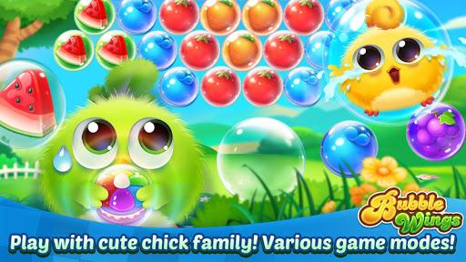 Bubble Wings: offline bubble shooter games 2.5.7 screenshots 6