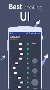 Equalizer – Advanced 10 band EQ with bass booster 1.9 Apk 2