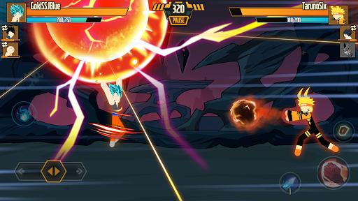 Stickman Dragon Fight - Super Stick Warriors 1.1.2 screenshots 3