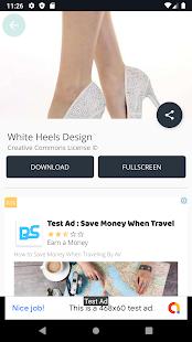 White Heels Design 2.5.0 screenshots 3
