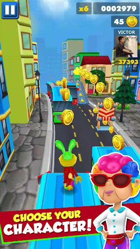 Royal Princess Subway Run - Fun Surfers 1.23 Screenshots 1