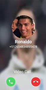 Cristiano Ronaldo Video call Prank 2