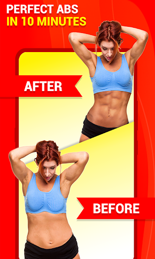 Six Pack Abs Workout 30 Day Fitness: Home Workouts 39.0 Paidproapk.com 1