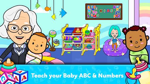 My Tizi Town - Newborn Baby Daycare Games for Kids 1.4 Screenshots 10