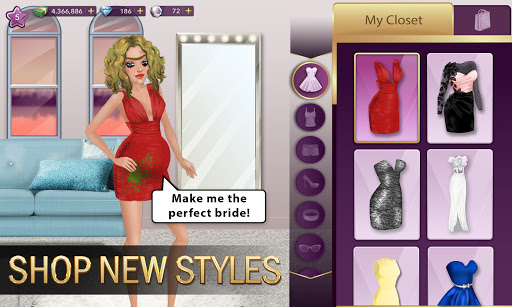 Hollywood Story: Fashion Star  screenshots 2