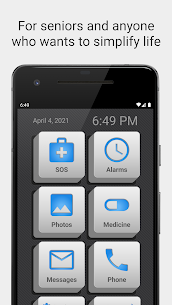 Uncomplicated Launcher 1