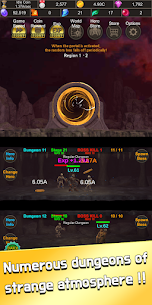 IDLE DUNGEON 3