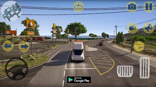 American Truck Simulator   US Truck Simulator 2021 Apk Download New 2021 1