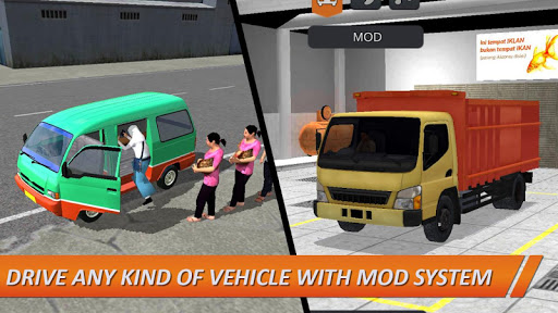 Bus Simulator Indonesia 3.4.3 screenshots 6
