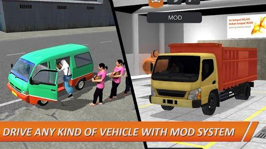 Bus Simulator Indonesia Mod Apk (Free Shopping/Unlimited Money ) 6