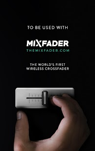 Mixfader dj - digital vinyl Screenshot