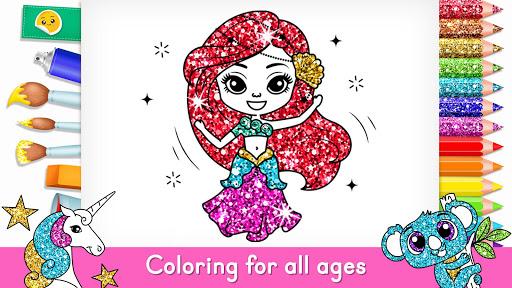 Coloring Games for Kids -Tashi apkpoly screenshots 2