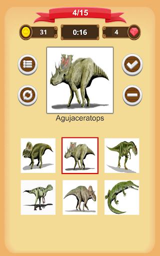 Dinosaurs Quiz 1.9.0 screenshots 20