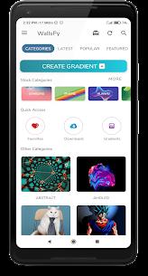 WallsPy: HD Wallpapers & Backgrounds MOD (Premium) 1