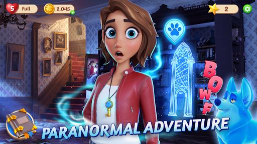 Supernatural City: Mystery Match 3 0.5.1 screenshots 8