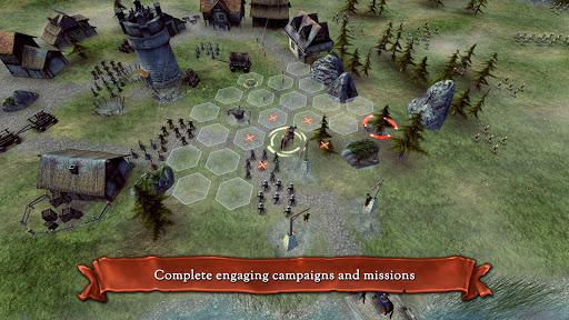 Hex Commander: Fantasy Heroes 4.7 screenshots 5