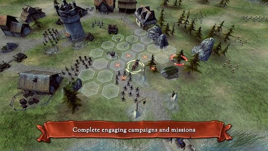 Hex Commander: Fantasy Heroes Mod Apk 5.1.1 (Unlimited Currency + Unlocked Race) 5