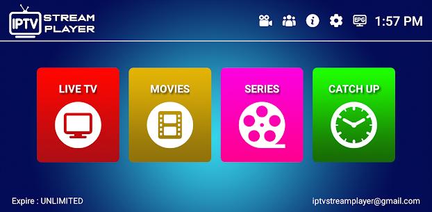 IPTV Stream Player 1