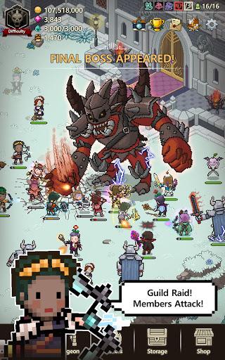Evil Hunter Tycoon - Nonstop Fighting & Building 1.314 screenshots 15