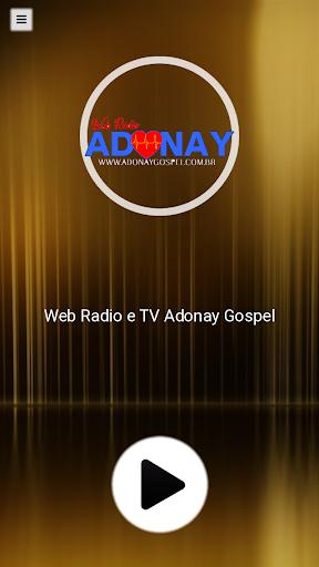 Rádio e TV Adonay Gospel screenshot 1
