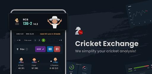 Cricket Exchange - Live Score & Analysis APK 0