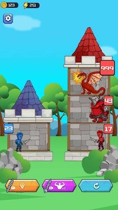 hero tower warsのおすすめ画像5