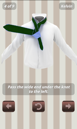 How to Tie a Tie - 3D Animated  screenshots 6