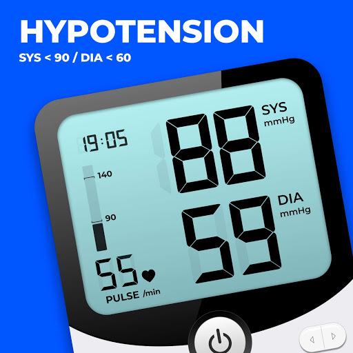 Blood Pressure Monitor - Blood Pressure App apktram screenshots 6