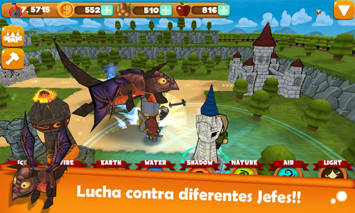 castle heroes td screenshot 2