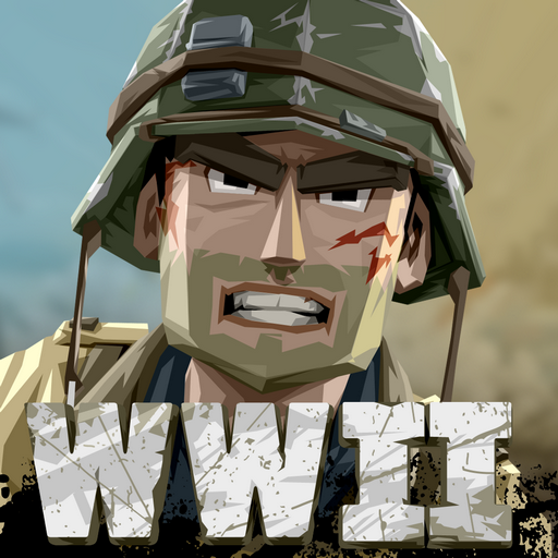 World War Polygon: WW2 shooter APK