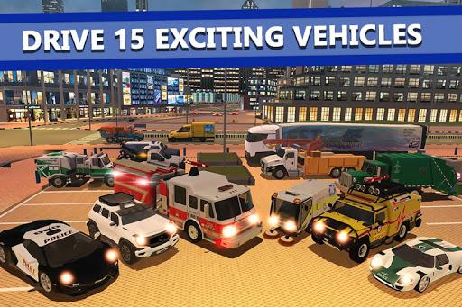 Emergency Driver Sim: City Hero 1.3 Screenshots 2