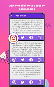 Top tags for likes best popular hashtags – Taggy 3