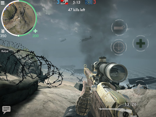 World War Heroes: WW2 FPS  screenshots 9