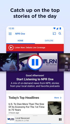 NPR One  Screenshots 1