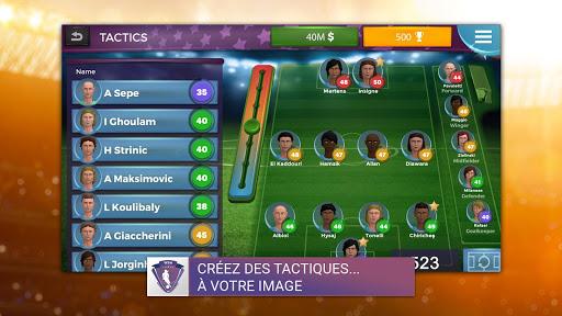 Code Triche Women's Soccer Manager (WSM) - Football Management mod apk screenshots 1